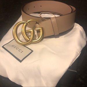 🌷Authentic Gucci Double G Belt🌷